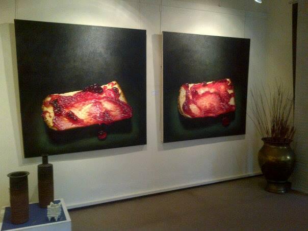 BIG JAM PIECES in Gallery